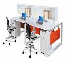 FKC Ms Powder Coated Office Workstation Furniture