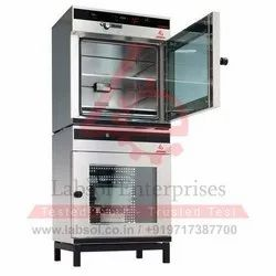 Oven and Incubator Combined Unit