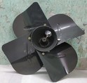 Exhaust Fan Blade (18 Inches), 425 Mm Thickness - 22 Gauge