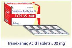 Lyplas-500 (Tranexamic Acid Tablets 500mg)