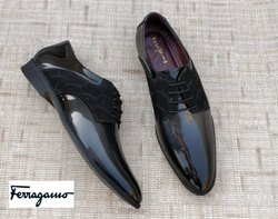 Lace Male Men Formal Shoes, Size: 6-10, Packaging Type: Box