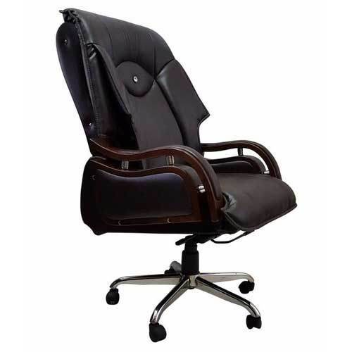 leather high back chair chamde ki kursi चमड क