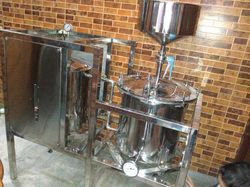 Stainless Steel Soy Milk Making Machine