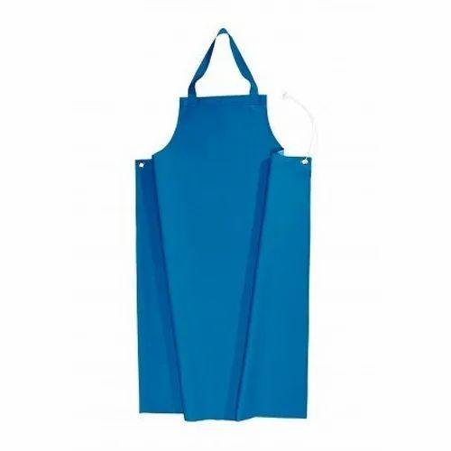 DZire Blue PVC Apron