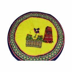 Cotton Embroidered Chaniya Choli