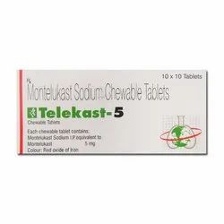 Montelukast Sodium Chewable Tablets