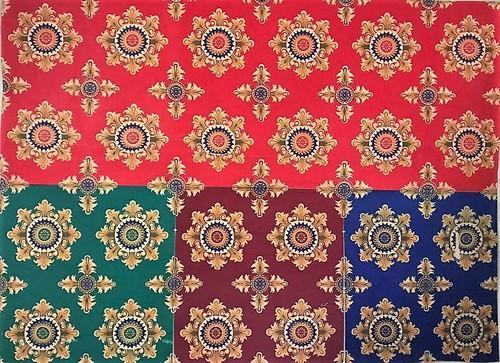 VIP Gold And Jindal Printed Non Woven Carpet, Size: 5, 6 And 10 Foot
