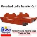 Motorized Ladle Transfer Cart