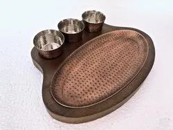 Sizzlers Pizza Bases & Wooden Food Service Dishes