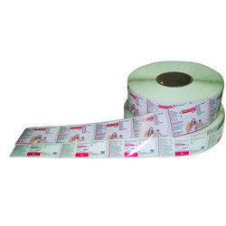 Printed Label Roll