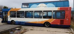 Bus Painting Service