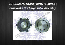 Grasso RC9 Discharge Valve Assembly