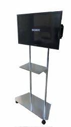LCD Floor Mount TV Floor Stand 65