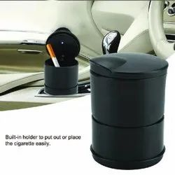 DeoDap Portable LED Ashtray Cup Holder for Cars/Truck/Auto