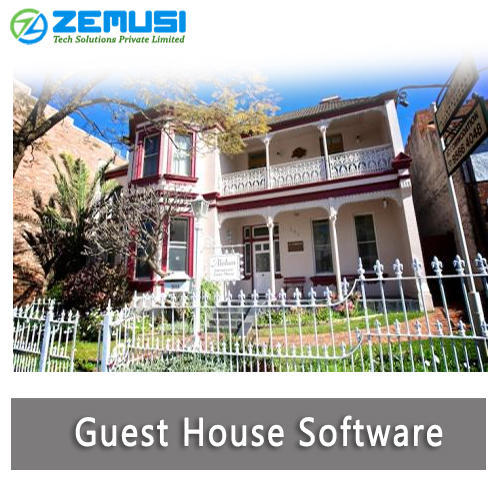 Guest House Management Software