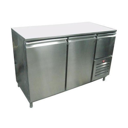 Stainless Steel Single door 205 L Undercounter Refrigerator, 2 Degree C To 8 Degree C