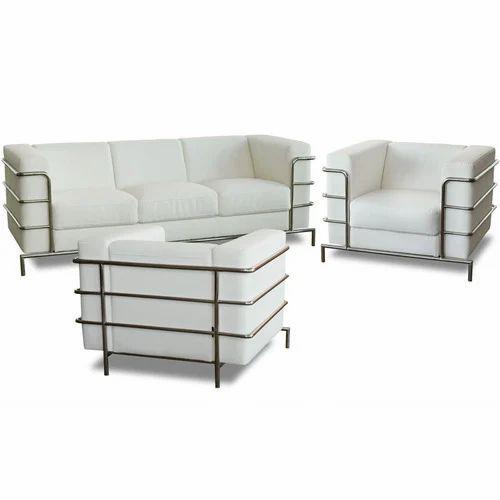 Sofa Steel Steel Sofa Set H303 3 Design Thesofa
