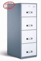 Fire Resisting Filing Cabinet (Two Drawer 1 Hour Resistant)