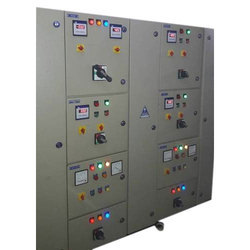Agni Three Phase FIRE Hydrant Electrical Panel, for Motor Control and PLC Automation