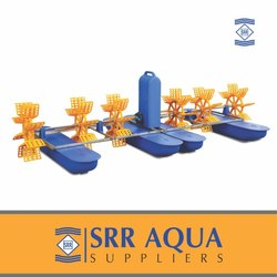 Aquaculture 2.5HP - 6 Paddle Wheel Aerator