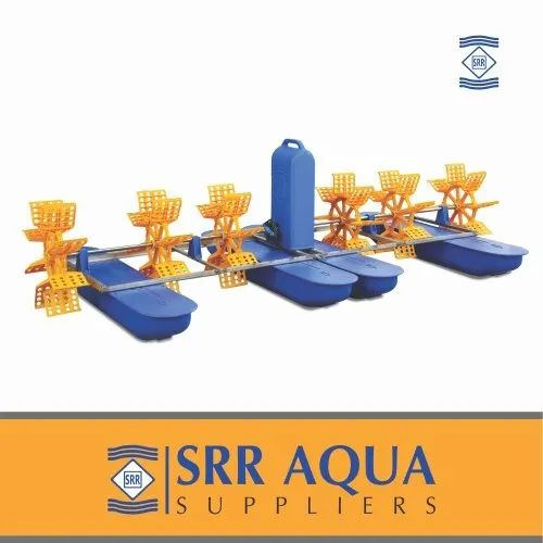 Aquaculture 2.5HP - 6 Paddle Wheel Aerator