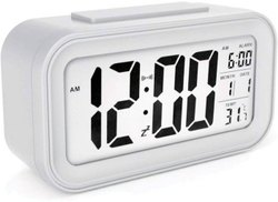 Digital Alarm Table Clock with Snooze Button