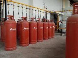 INDUSTRIAL LPG GAS CYLINDER, 5-6 Bar Pressure, Packaging Size: 21 Kg & 33kg