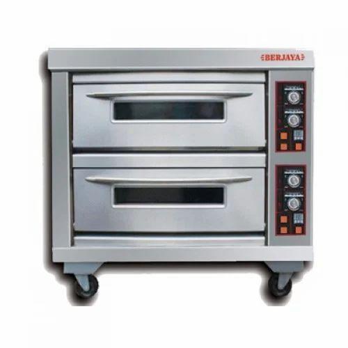 Semi-Automatic Berjaya Deck Oven