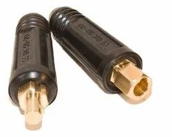 Metal Brass BNC Connector, For Multimedia