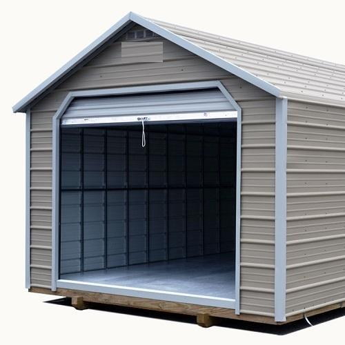 Prefabricated And Portable Buildings Storage Buildings