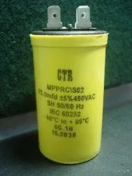 15 MFD / 450 VAC, 85'C ( ELECT ) MPPRC/SO2, 70x40mm AC Capacitor CTR