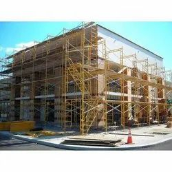 Concrete Frame Structures Commercial Projects College Building Construction Service