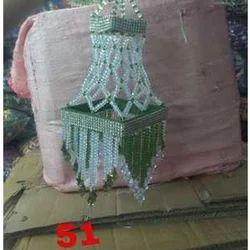 Crystal Lace Jhumar