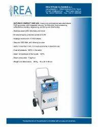 STEAM SANITIZATION MACHINE FOR KITCHEN