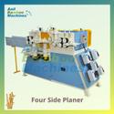 Bamboo Four Side Planer Machine