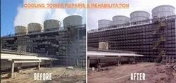 Concrete Cooling Towers Repairs and Rehabilitation Services