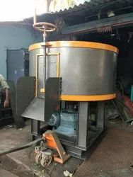 Concrete Hollow Block Pan Mixer Machine