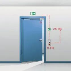 Emergency Escape Door