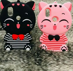 Soft Rubbed Funcky Mobile Cover