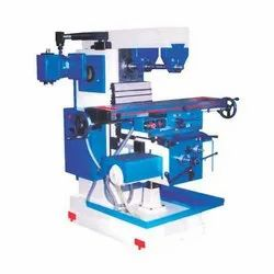 DI-115A All Geared Universal Milling Machine