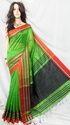 Designer Velvet Par Saree
