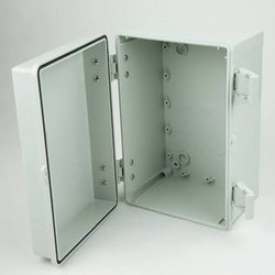 Rectangular Cast Iron Junction Boxes, Degree of Protection: Ip 55