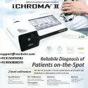 iCHROMA II Immunoassay Analyser