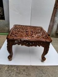 Wooden Handcrafted Center Table