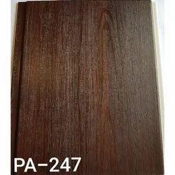 Brown Wall Panel