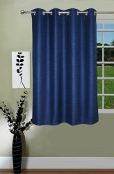 Lushomes Mataka Silk Curtain Window