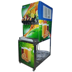4 Plus 1 Small Fountain Soda Machine