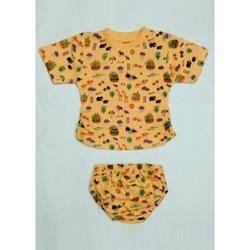Baby Boy Printed Top and Shorts