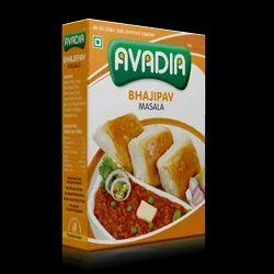 Avadia Sambar Powder Pav Bhaji Masala, Packaging Type: Box