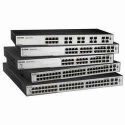 01 Dlink D Link Managed Switches, Model Name/Number: D-Link Dgs-1024c 24 Port